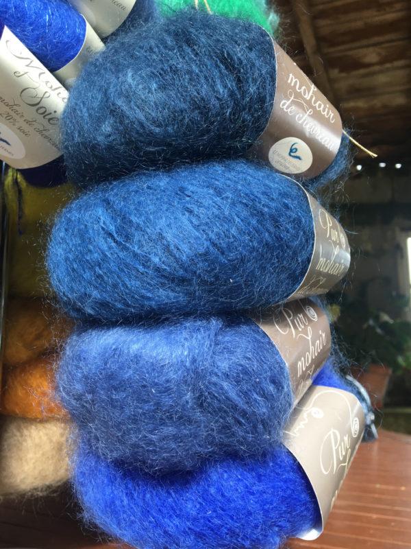 Boutique Mohair Tricot Main Sur mesure Pelotes 002